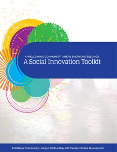 Social innovation Toolkit People Minded Business